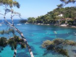 SAINT JEAN CAP FERRAT PRIVATE BEACH PALOMA BEACH