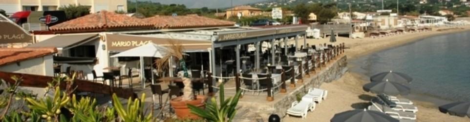Beach booking details - Cafe de france sainte maxime ...