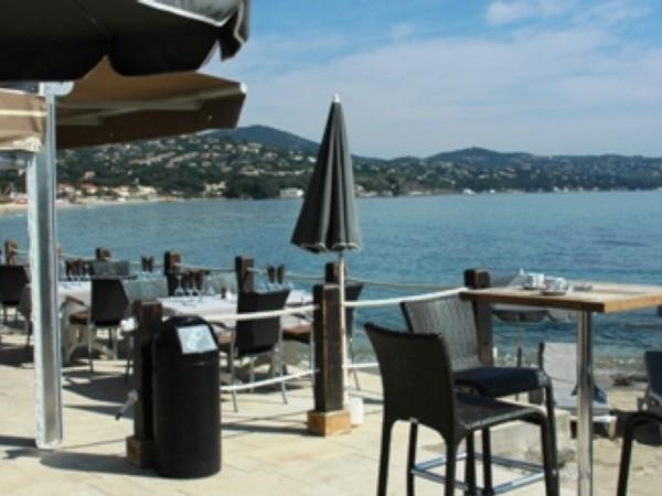 Restaurant Mario Plage Sainte Maxime