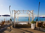 NICE BEACH BEAU RIVAGE PRIVATE BEACH FRANCE
