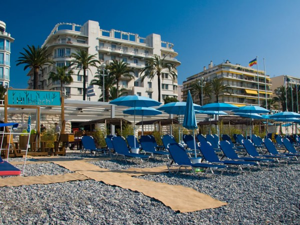 Best Private Beach Juan Les Pins