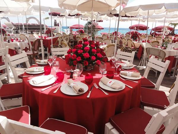 La Voile St Tropez Restaurant