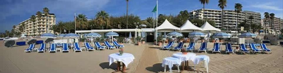 Beach Chair Rental Cannes