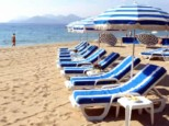 CANNES BEACH BELLE PLAGE PRIVATE BEACH