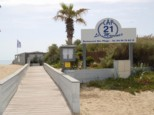 SAINT TROPEZ BEACH CAP 21 LES MURENES PRIVATE BEACH