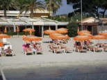 SAINT TROPEZ BEACH TAHITI PRIVATE BEACH FRANCE