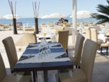 CANNES PRIVATE BEACH LA MANDALA RESTAURANT