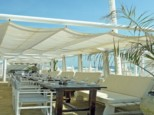SAINT TROPEZ BEACH CABANE BAMBOU PRIVATE BEACH RESTAURANT